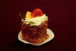 Slagroom cake gebak - Broodhalen