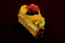 Vruchten gebakpunt - Broodhalen