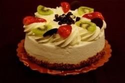 Slagroom taartje - Broodhalen