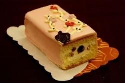Cherry cake taartje - Broodhalen