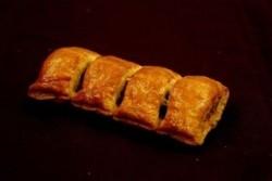 Saucijzenbroodje - Broodhalen