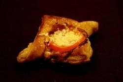Pizza broodje - Broodhalen