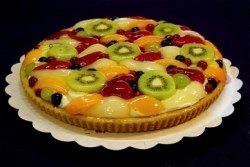 Fruit fantasie wener vlaai - Broodhalen