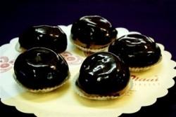Party chocolade bol - Broodhalen
